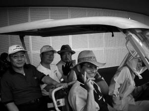 3三クラブ合同ゴルフ1