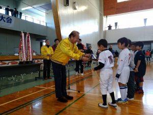 玉村町LC主催、玉村町スポーツ少年団なわとび大会